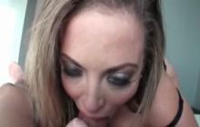 Close up fuck with hot Latina girl