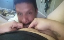 POV pussy eating